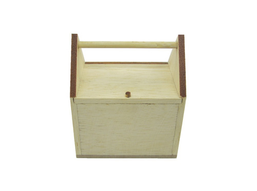 caja recordatorio en madera mediano