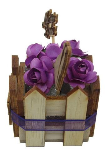 caja recordatorio para matrimonio en madera