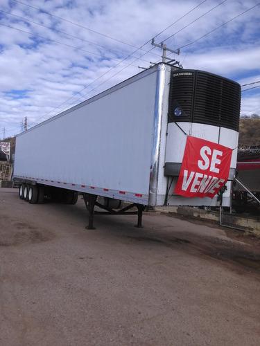 caja refrigerada 2005 mexicana utility trailer