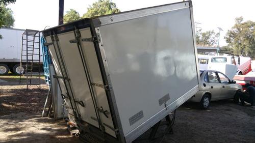 caja refrigerada con thermoking v200 para pick-up ford f-250
