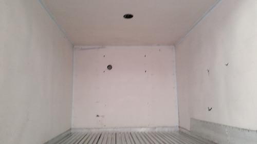 caja refrigerada para camión isuzu de 3.60 mts de largo