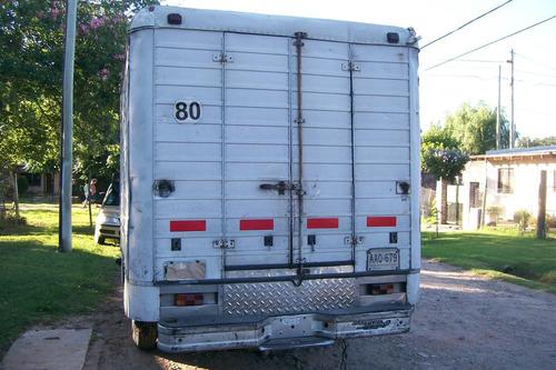 caja refrigerada para ford 350