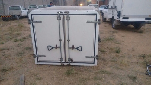 caja refrigerada para nissan np300 y d21 con thermoking