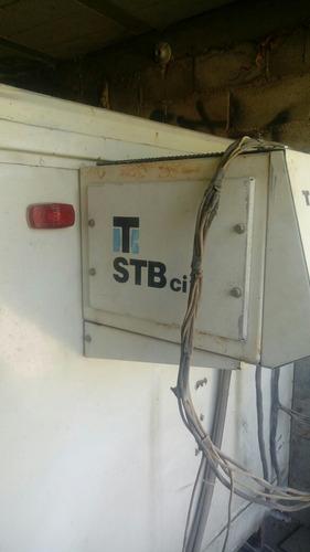 caja refrigerada termoking