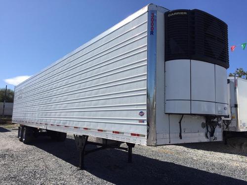 caja refrigerada utility 2007 53x102 con aparato frigorífico