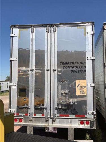 caja refrigerada wabash 2008. está excelente, iva incluido