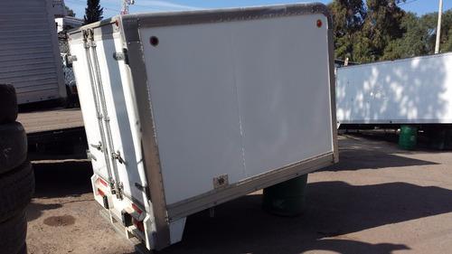 caja refrigeradas de 4 mts de largo para 6 tarimas con termo