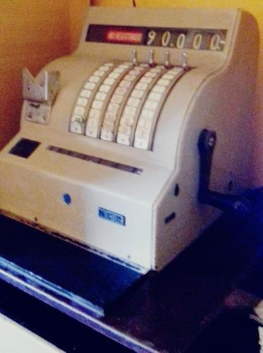 caja registradora antigua