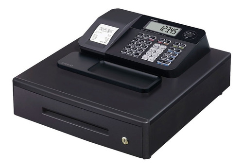 caja registradora casio numérica pcr-t273