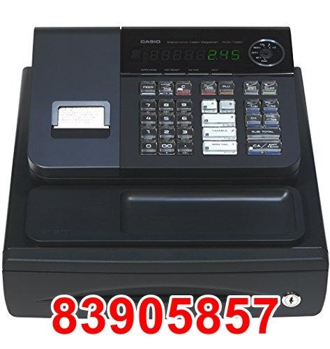 caja registradora casio pcr-t280
