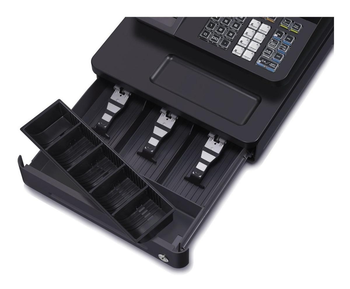Caja Registradora Casio Se-g1 Rz Chile - $ 140.000 en Mercado Libre
