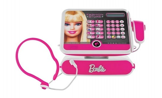 Barbie - Caja registradora Fashion (Lexibook RPB554) 46