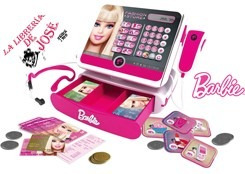 Barbie - Caja registradora Fashion (Lexibook RPB554) 45