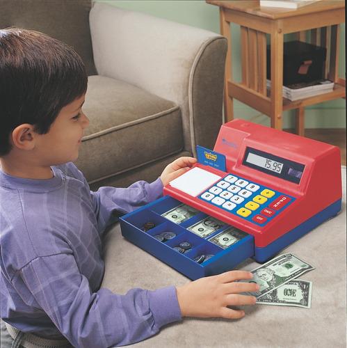 caja registradora de juguete pretend & play