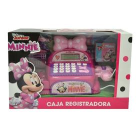 Caja Registradora Minnie Mouse Juguete Promocion