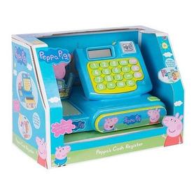 Caja Registradora Peppa Pig Con Accesorios