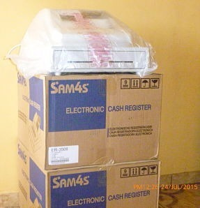 caja registradora sam4s aceptada por la sunat