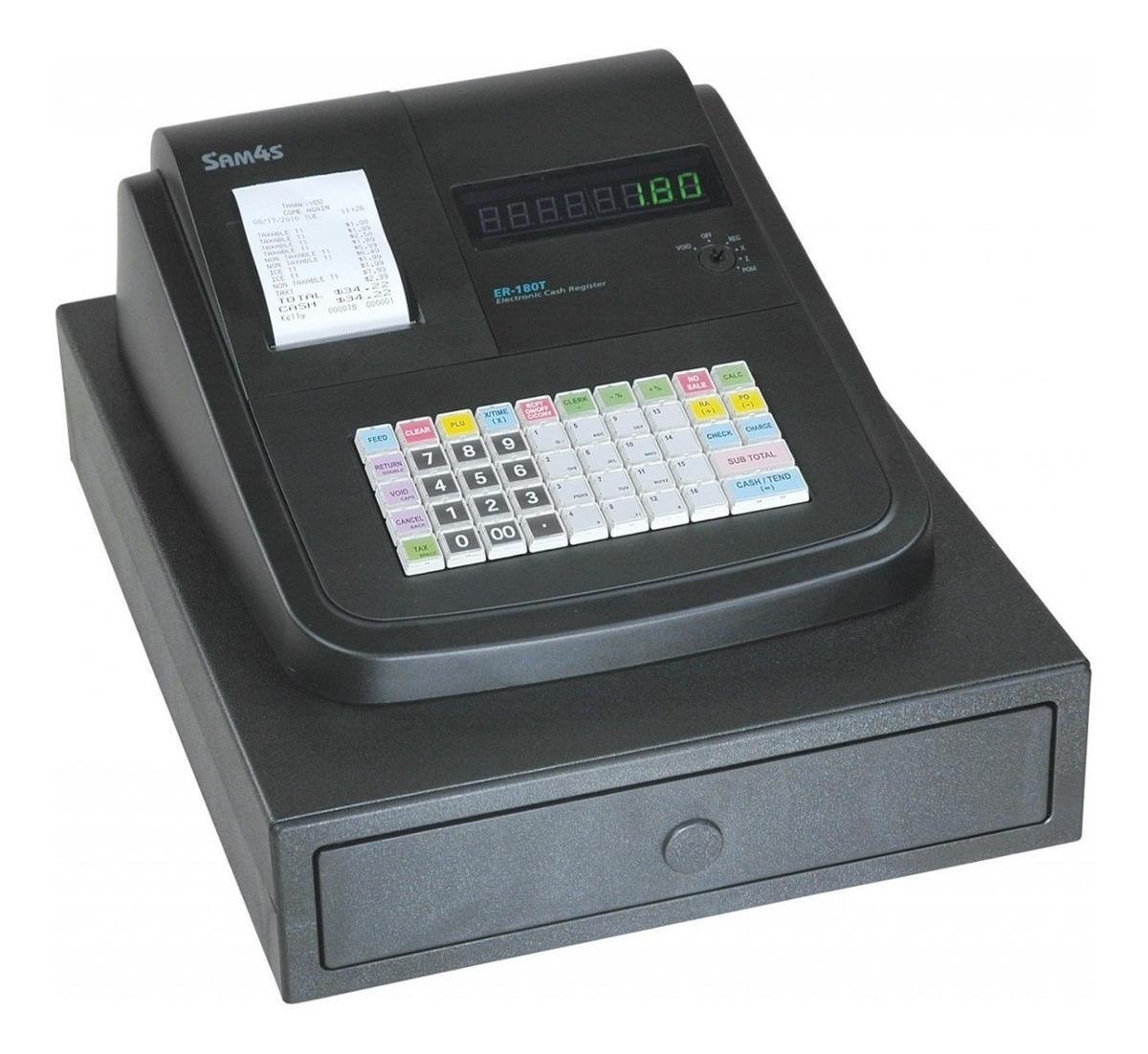 Caja Registradora Sam4s Er-180u (rz Chile) - $ 225.000 en Mercado ...