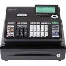 caja registradora sharp computarizada completa nueva t500