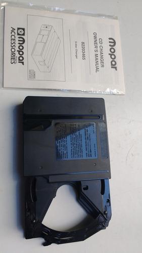 caja reproductora de cd s chrysler # orig 82203465