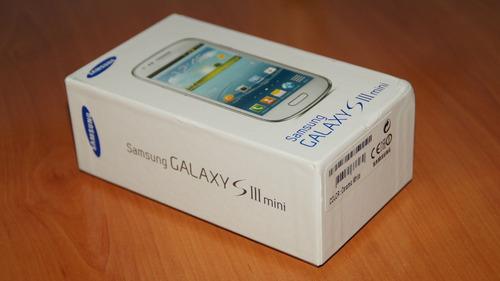 caja samsung galaxy s3 mini