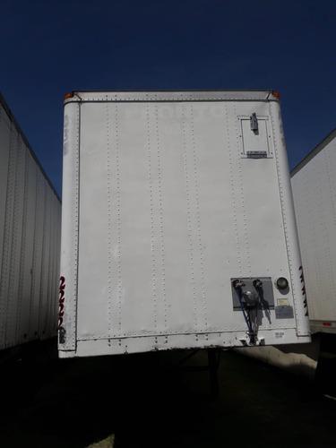 caja seca 1999 wabash/ suspensión aire