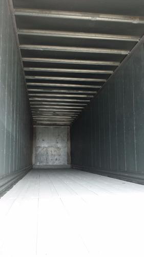 caja seca 53 pies 2 ejes modelo 2017 remolques atro