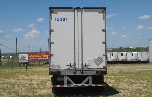 caja seca 53 pies 2006 trailmobile *10904