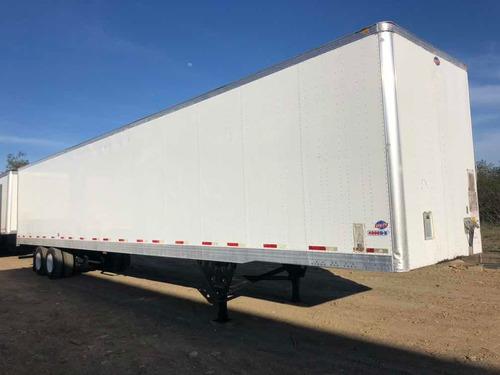caja seca 53 pies utility 80,000 lbs suspensión henrickson