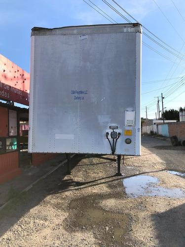 caja seca 53 pies utility