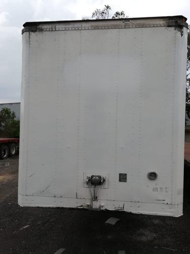 caja seca 53' stoughton,mod. 2000