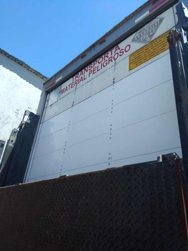 caja seca con rampa hidráulica