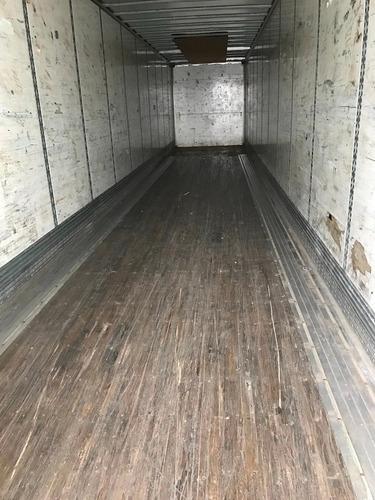 caja seca de 53 pies con suspension de aire modelo 2001-2003