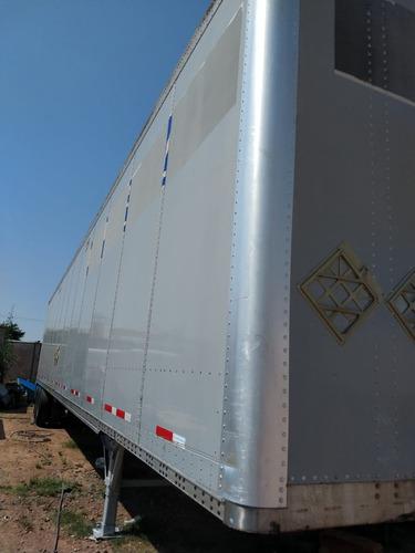 caja seca de 53  wabash mod;2007 suspensión de aire.