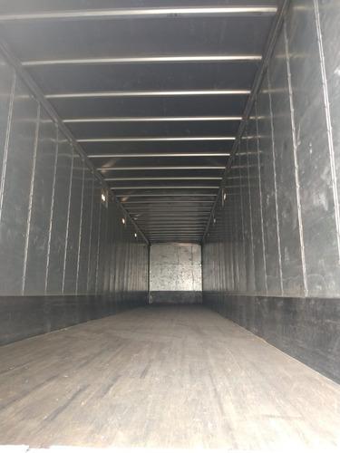 caja seca gran danes de 53¨suspensión de aire, modelo 2006
