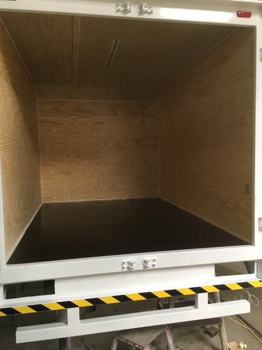 caja seca nissan np300