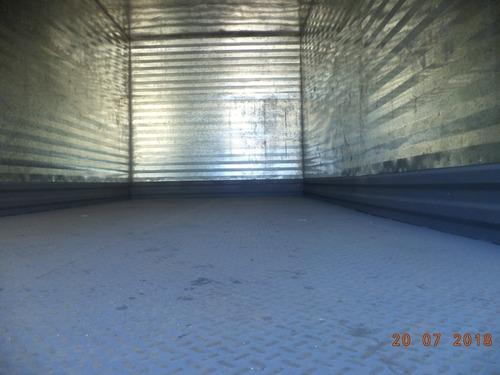 caja seca para camión