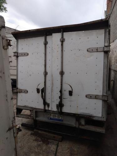 caja seca para camioneta chica
