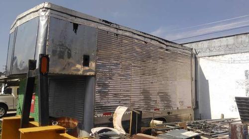 caja seca para camioneta de carga