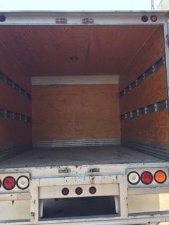 caja seca para camioneta marca godinez, 3.5 toneladas