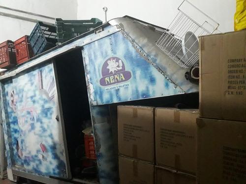 caja seca para camioneta nissan