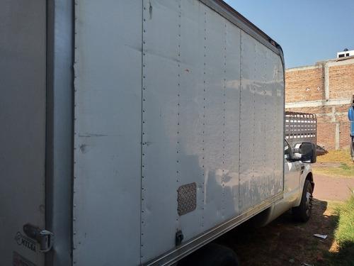caja seca para ford 350