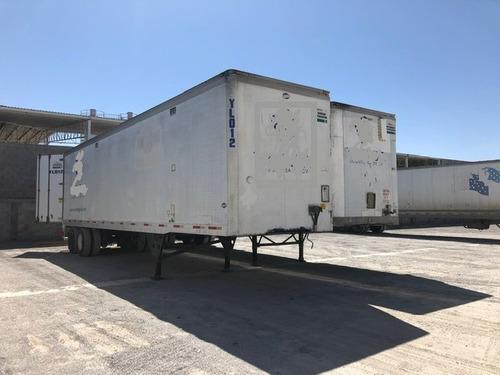 caja seca para full de 40 pies utility mod 2003