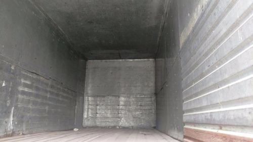 caja seca pupis de 21 pies  pollera marca amher sup muelles