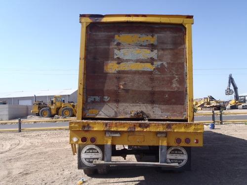 caja seca remolque cerrado copco folio 8129