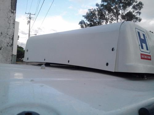 caja seca térmica refrigerada fabricamos