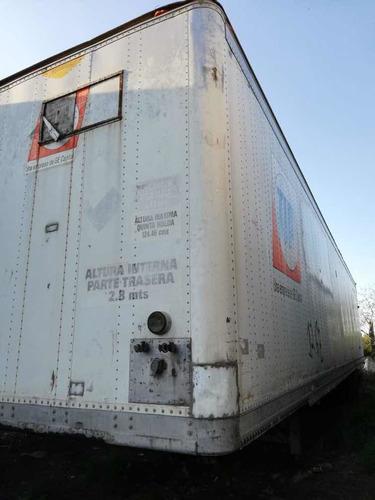 caja seca trailer 53 pies usdas