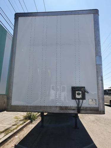 caja seca wabash 2002 53 pies suspensión de aire
