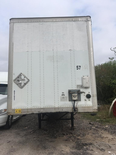 caja seca wabash national importada, 2006