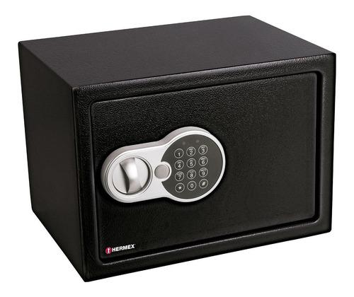 caja seguridad electronica chica 12 l hermex 43080